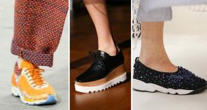 спортивная обувь осенне-зимнего сезона 2015-2016