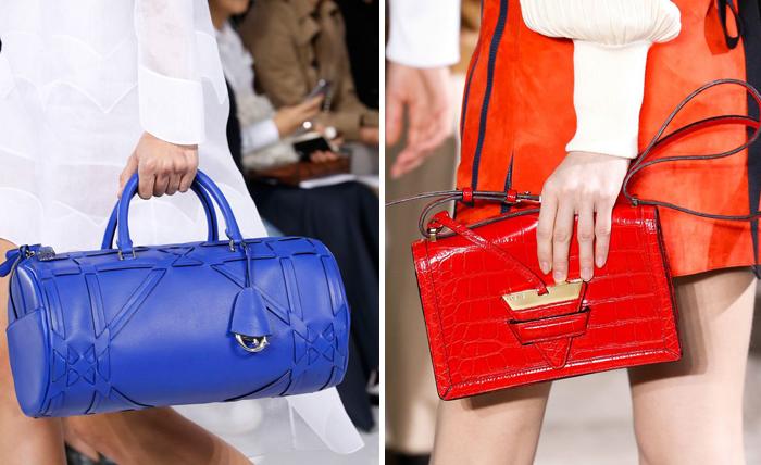 сумки-багеты Fendi
