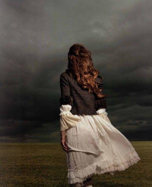женская одежда цвета Stormy Weather