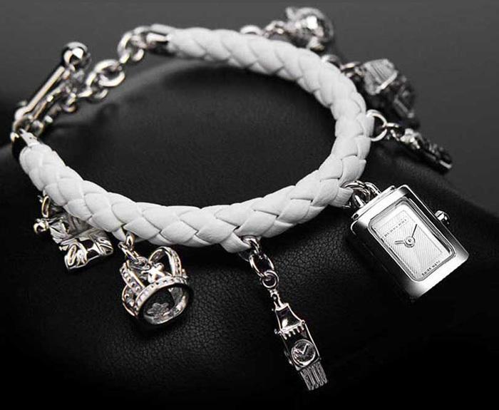 женские наручные часы Burberry Charm