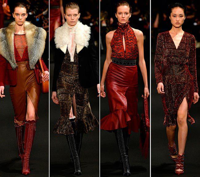 тренд миди-коллекция одежды Altuzarra