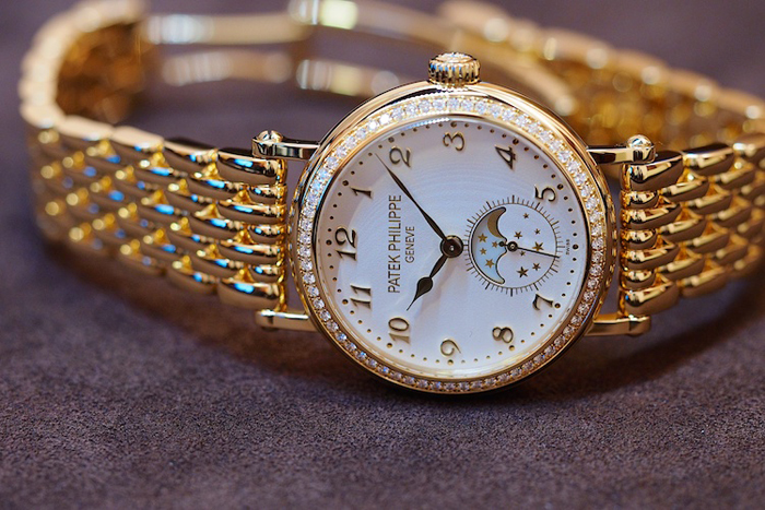 коллекционные часы Patek Philippe Ladies Complications
