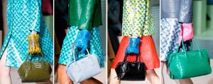 коллекция сумок Prada