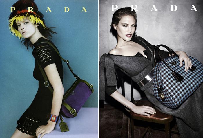 модные сумки Prada