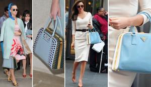 популярные модели сумок Prada