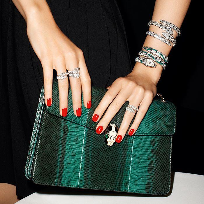 наручные часы, браслеты, кольца, сумка