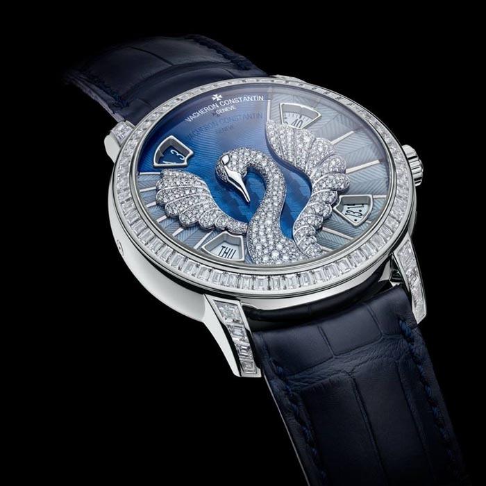 уникальный дизайн ювелирных часов Vacheron Constantin