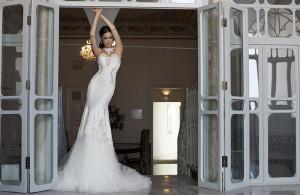 узоры свадебного платья