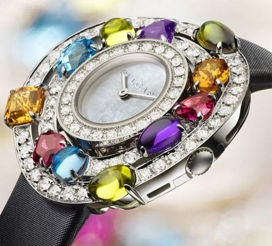 женские наручные часы Bvlgari