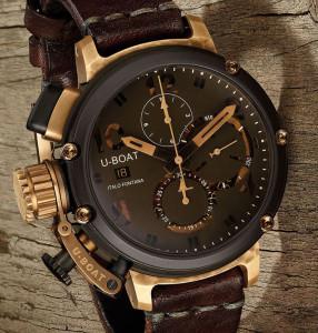 хронометр U-BOAT в стиле военного времени