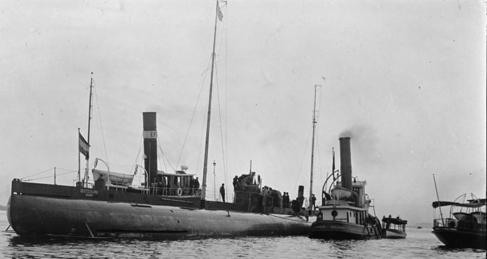 итальянская подводная лодка