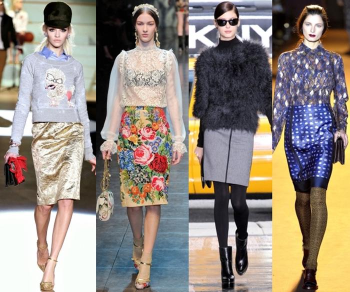 модные юбки сезона весна 2016